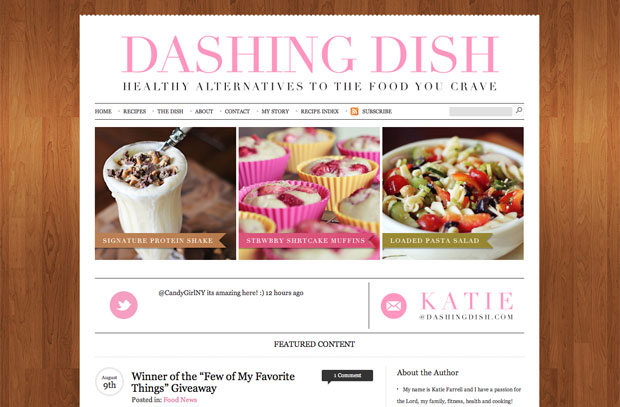 Dashing Dish