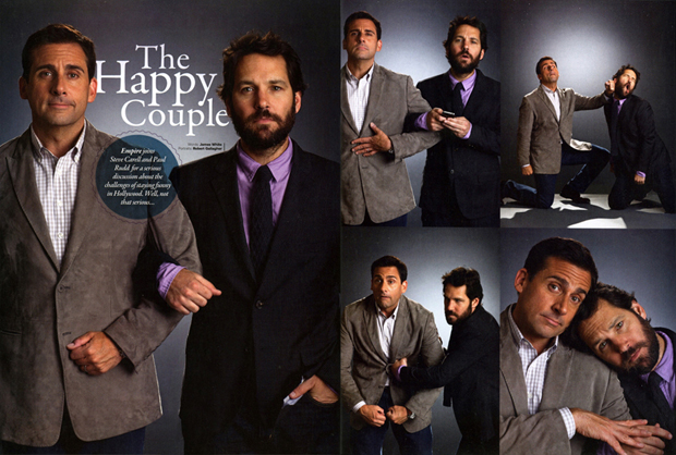 Steve Carell | Paul Rudd | Empire Magazine
