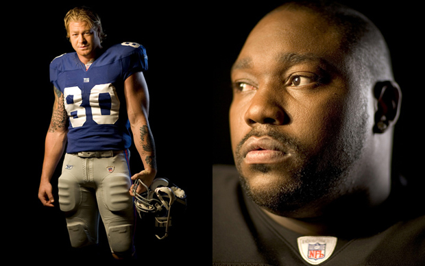 Jeremy Shockey | Warren Sapp