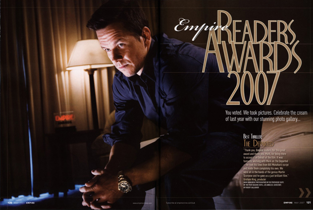 Mark Wahlberg | Empire Magazine