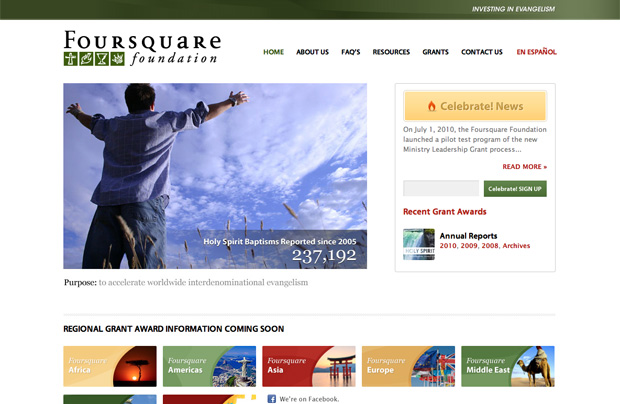 Foursquare Foundation