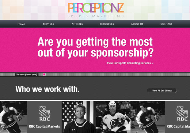 Perceptionz Sports Marketing