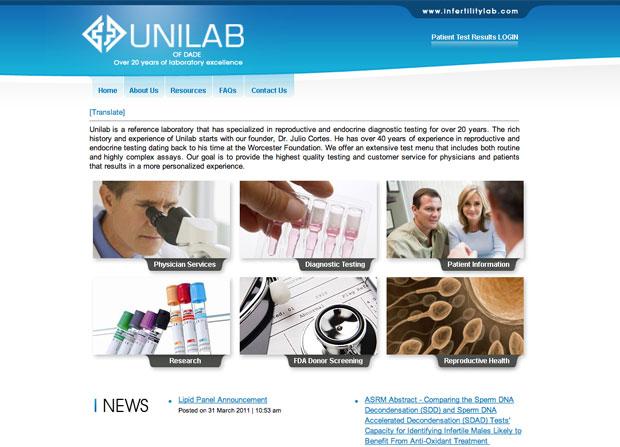 Unilab of Dade